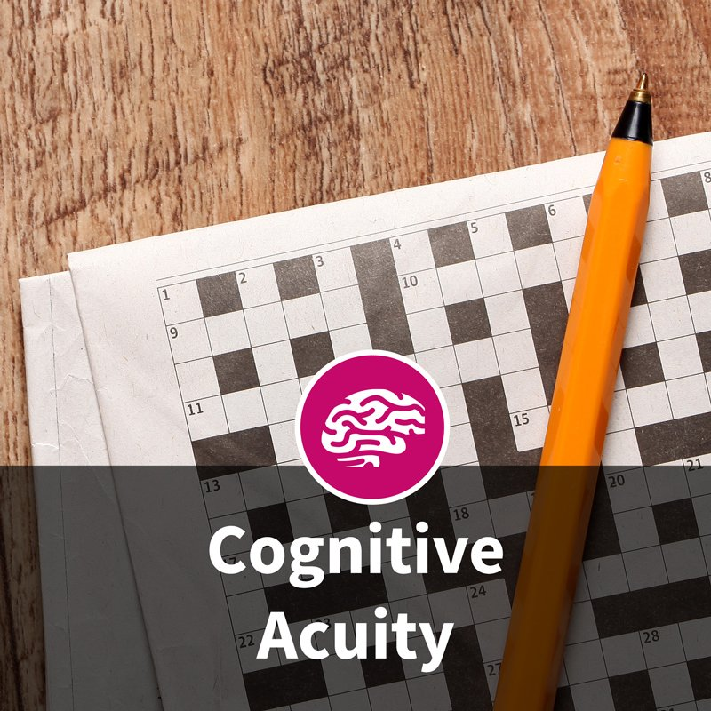 Ixcela: Cognitive Acuity